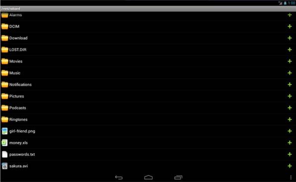 Come proteggere una cartella su Android con File Hide Expert