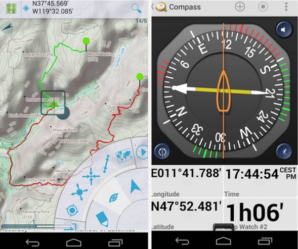 GPS Essentials  aumentare segnale GPS Android