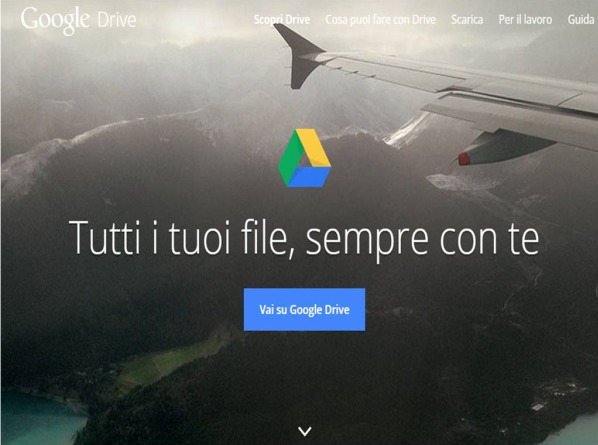 Google Drive come scannerizzare documenti Android