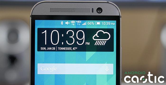 HTC One M9 problemi di surriscaldamento