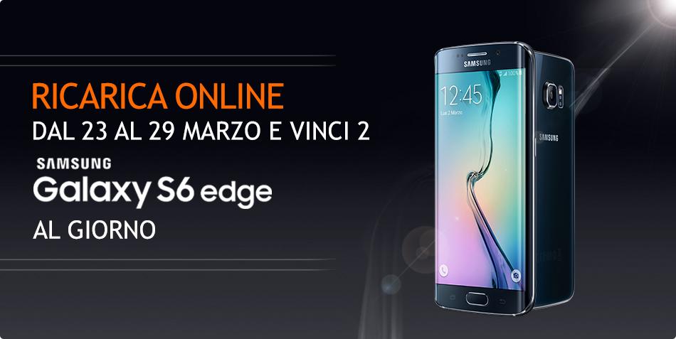 ricarica wind Galaxy S6 Edge