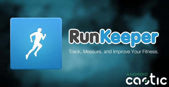 RunKeeper adotta il Material Design