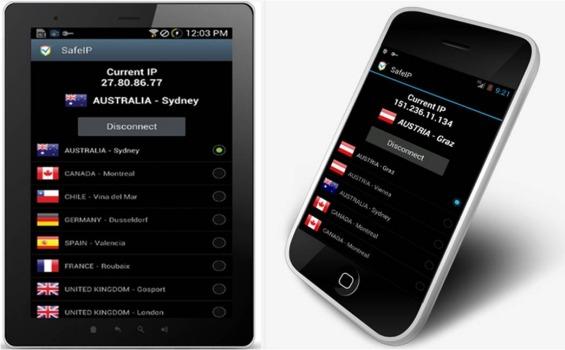 SafeIP Free VPN