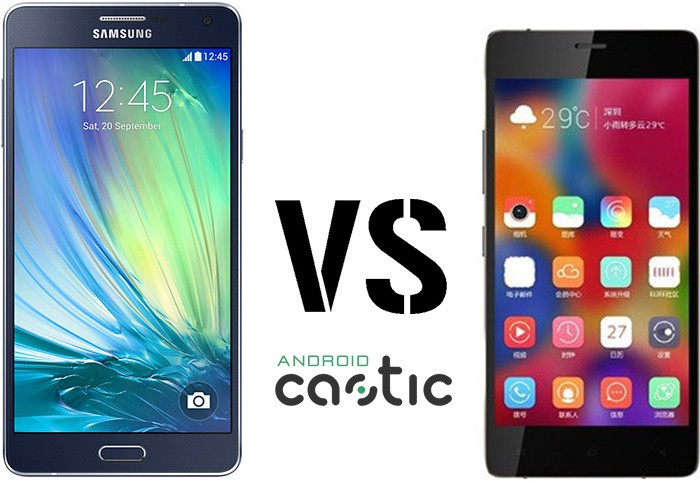 browsing gionee elife e7 vs note 3 have vast collection