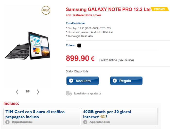 Samsung-Galaxy-Note-Pro-12.2-offerte-operatore-Tim,-caratteristiche-e-specifiche-tecniche-6