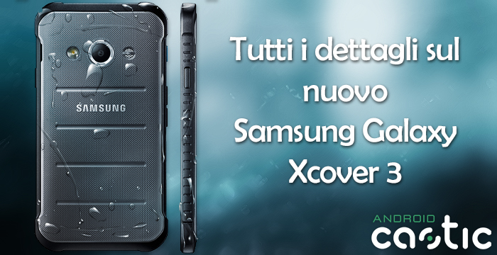 Dettagli su Samsung Galaxy Xcover 3