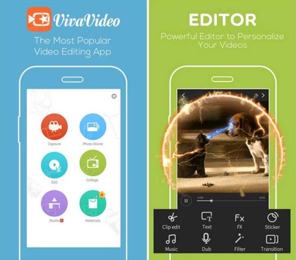 VivaVideo applicazioni Android particolari