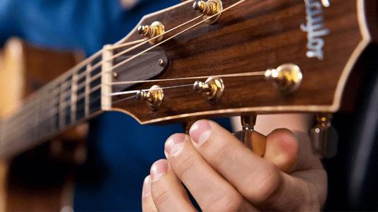 Accordare la chitarra