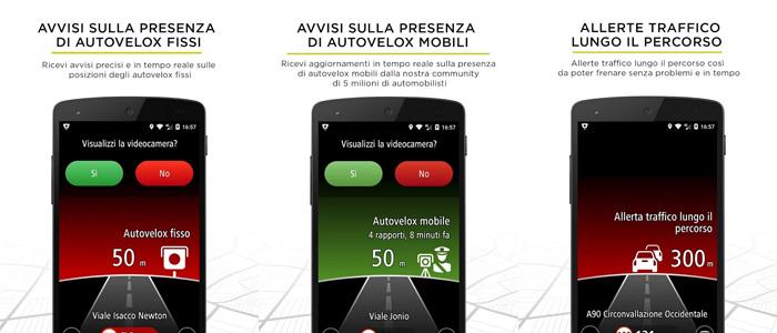 Migliori app Autovelox
