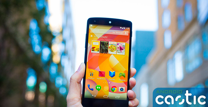 lg nexus 5 android 5.1 lollipop
