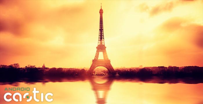 Migliori applicazioni per visitare Parigi