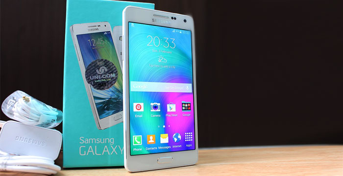 samsung galaxy a5 unboxing