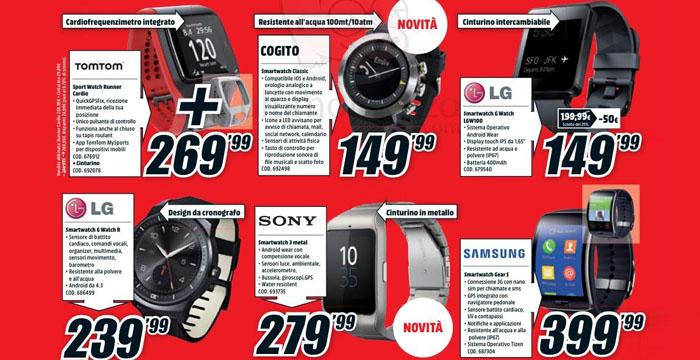 volantino mediaworld 26032015 - smartwatch