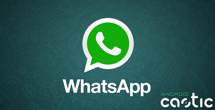 Chiamate vocali WhatsApp