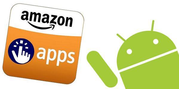 Amazon App Store su Android