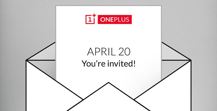 Annuncio Aprile OnePlus