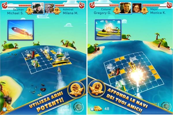 BattleFriends - Battaglia Navale giochi Android da giocare in 2