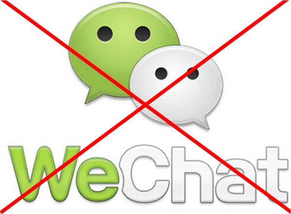 Come cancellarsi da WeChat Android