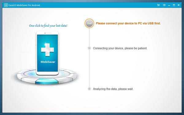 Come recuperare SMS cancellati su Android  EaseUS MobiSaver