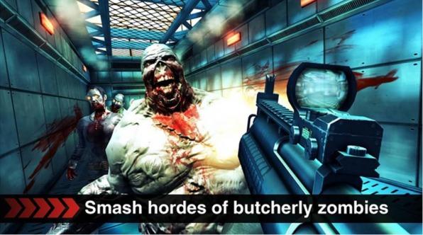 Dead Trigger giochi Android gratis da scaricare