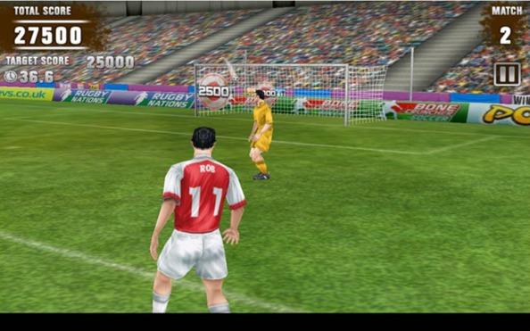 Football Kicks giochi Android gratis da scaricare