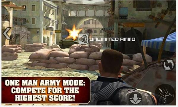 Frontline Commando giochi Android più belli 2015