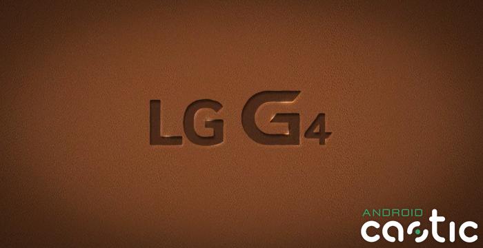 LG G4 teaser ufficiale