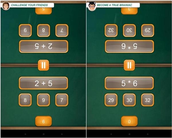 Math Duel giochi Android da giocare in 2
