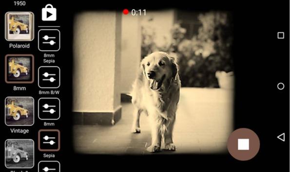 Polaroid Retro Video Instagram applicazioni Android da tenere