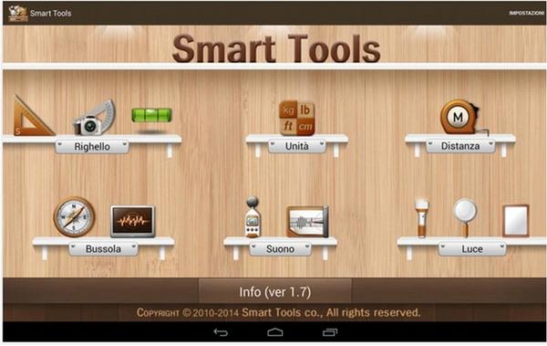 Smart Tools applicazioni Android a pagamento