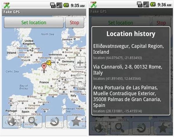 Fake GPS Location come falsificare posizione su WhatsApp
