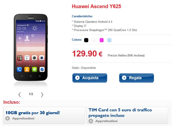 Huawei-Y625-offerte-operatore-Tim,-caratteristiche-e-specifiche-tecniche-4