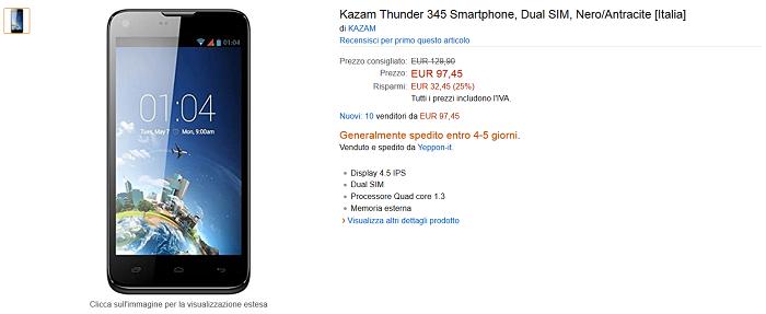 Kazam-Thunder-345-migliori-prezzi,-specifiche-tecniche-e-caratteristiche-4