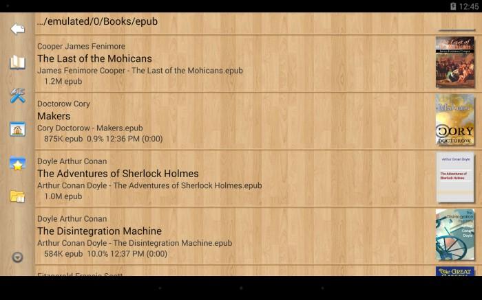 scaricare libri gratis android italiano