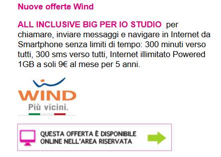 Promozione-Wind-All-Inclusive-Big-per-Io-Studio-Maggio-2015-300-minuti-ed-SMS,-1-GB-di-Internet-3
