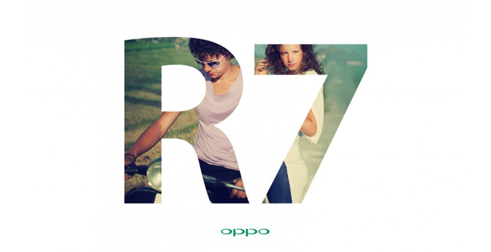 Render ufficiali Oppo R7