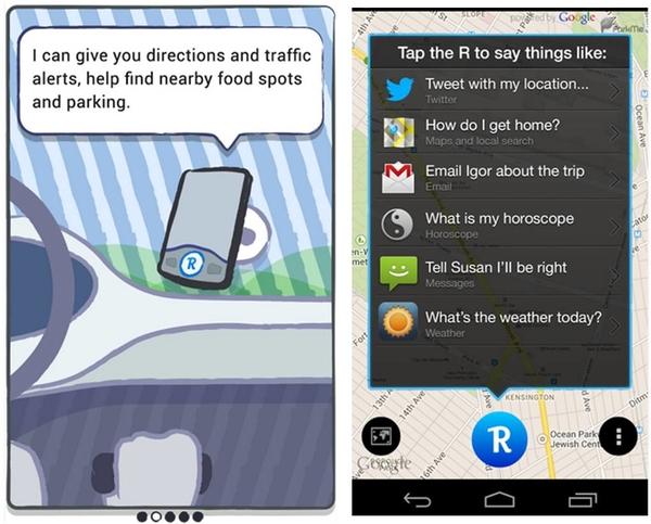 Robin – The Siri Challenger alternative Google Now