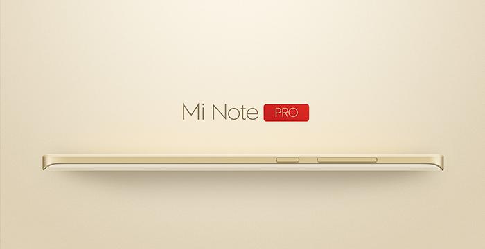 Xiaomi Mi Note Pro lanciato in Cina
