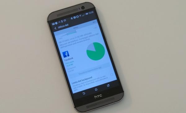 come controllare il traffico dati Android