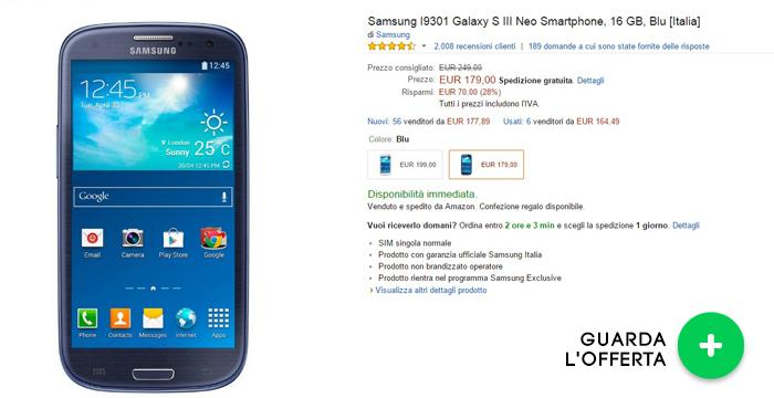 samsung-galaxy-s3-neo-migliori-offerte-amazon-18052015