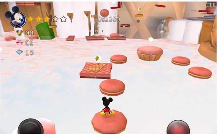 Castle of Illusion giochi Android a pagamento