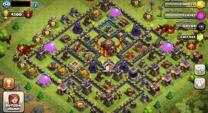 Come sincronizzare due dispositivi Android su Clash of Clans