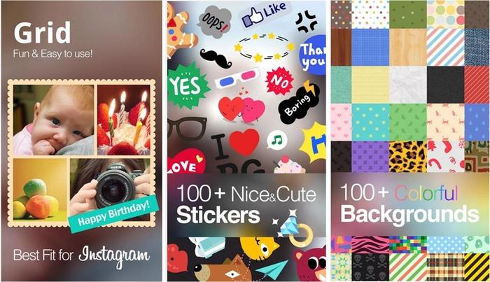Come Unire Due Foto.Come Unire Due Foto Su Android Con Photo Grid Collage Maker