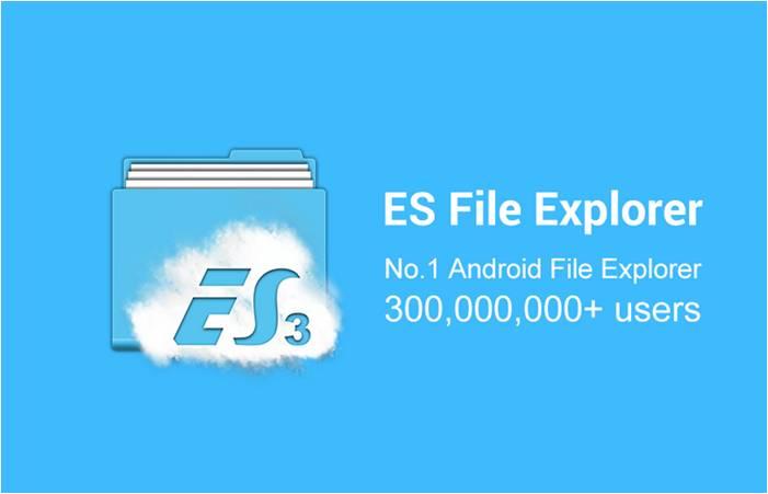 ES Gestore File come attivare multi windows su Nexus 5 con Android M
