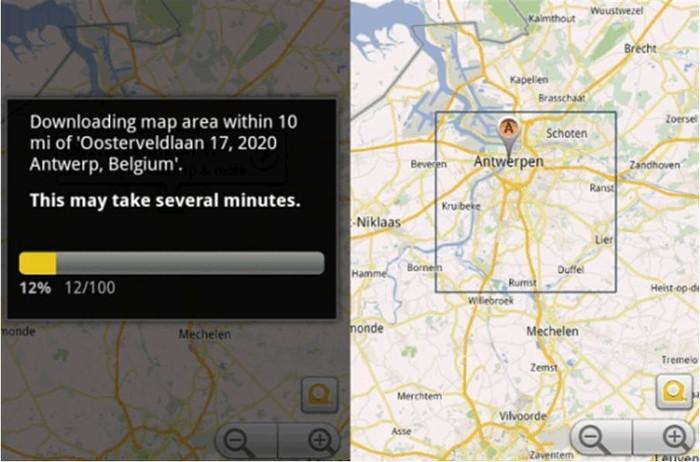 Google Maps offline Android come utilizzarlo al meglio
