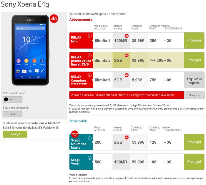 Sony-Xperia-E4g-lo-smartphone-LTE-e-con-chip-quad-core-anche-con-Vodafone-3