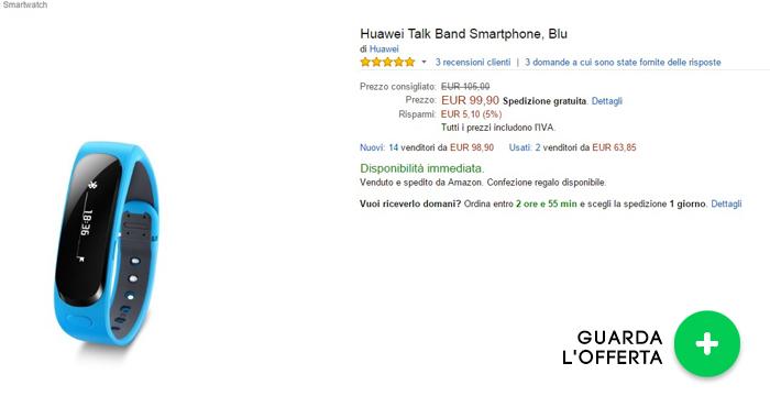 huawei-talk-b1-migliori-offerte-amazon-08062015