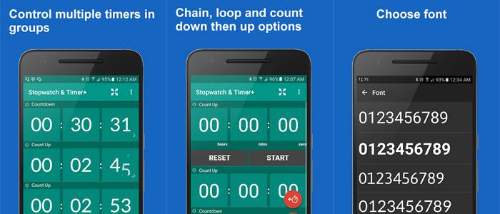 Migliori app cronometro Android