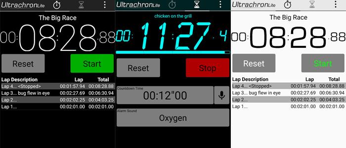 cronometro gratis per cellulare