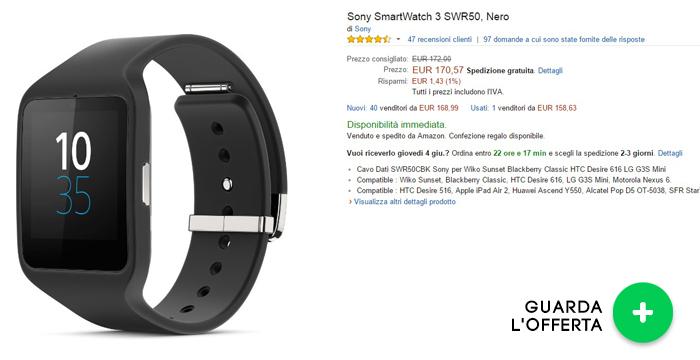 sony-smartwatch-3-migliori-offerte-amazon-01062015